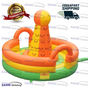15x15ft Inflatable Climbing Bounce Tower With Air Blower