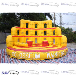 18x16ft Inflatable Jousting Sticks Battle Gladiator With Air Blower