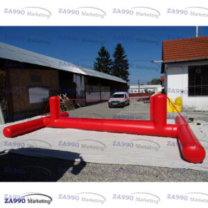 13x23ft Inflatable Volley Ball Net Floating With Air Pump