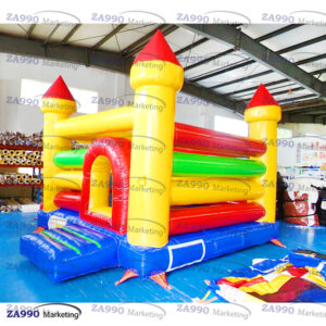 20x16ft Inflatable Combo Bounce House With Air Blower