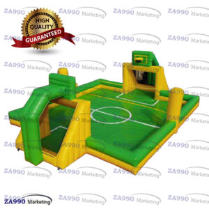 39x26ft Inflatable Sport Arena Field With Air Blower