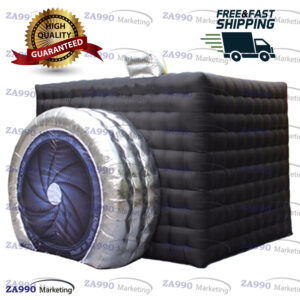 13x13ft Inflatable Photo Booth Event Tent With Air Blower