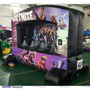 10×5.9ft Inflatable FORTNITE Shooting Target With Air Blower