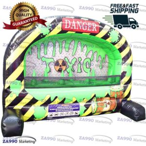 10×5.9ft Inflatable Tocix Shooting Target Sport Game With Air Blower