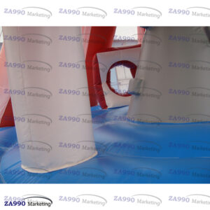 16x16ft Inflatable Octopus Climbing Tower With Air Blower