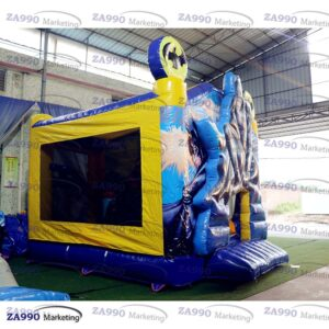 15x13ft Inflatable Batman Bounce House With Air Blower